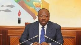 Le Président Ali Bongo Ondimba