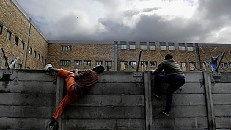 évasion à la prison de Kabinda