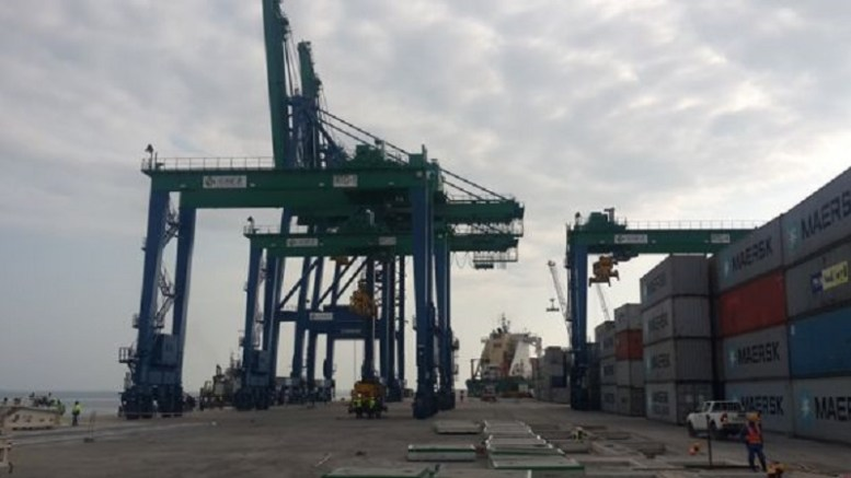 GSEZ Ports