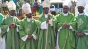 Les évêques du Cameroun