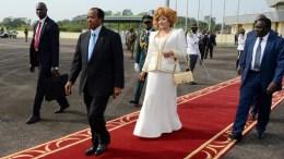 Paul Biya au sommet de la CEMAC