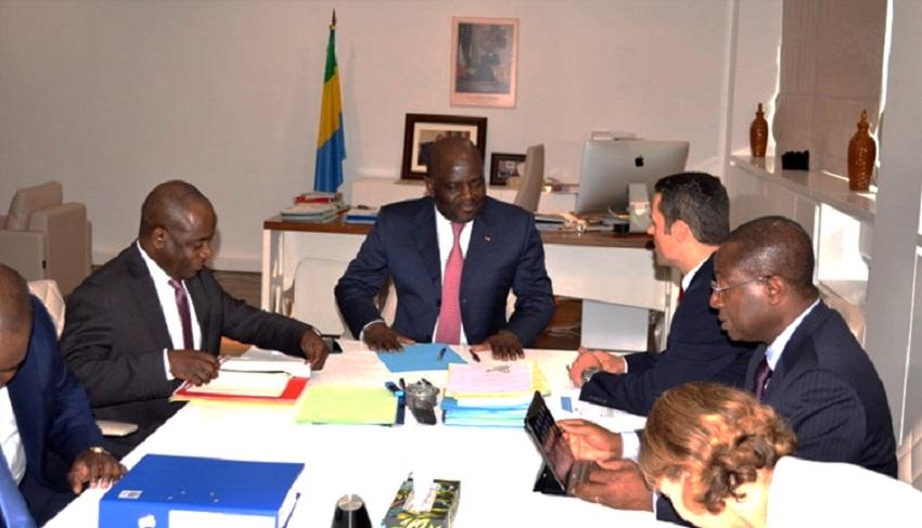 Le FMI à Libreville pour évaluer la situation économique du Gabon