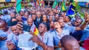 forum annuel de l'entrepreneuriat de la Fondation Tony Elumelu