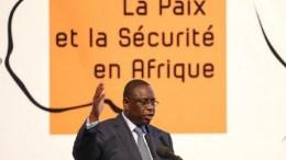 Forum International sur la paix et la sécurité, Ouverture au Sénégal