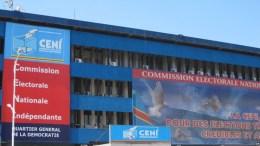 La Céni en RDC