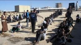 La Libye et les esclaves noirs
