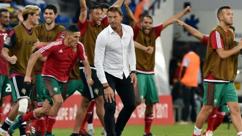 """Résultat de recherche d'images pour """"Le Sénégal, le Maroc et la Tunisie qualifiés rejoignent le Nigeria et l'Égypte !"""""""