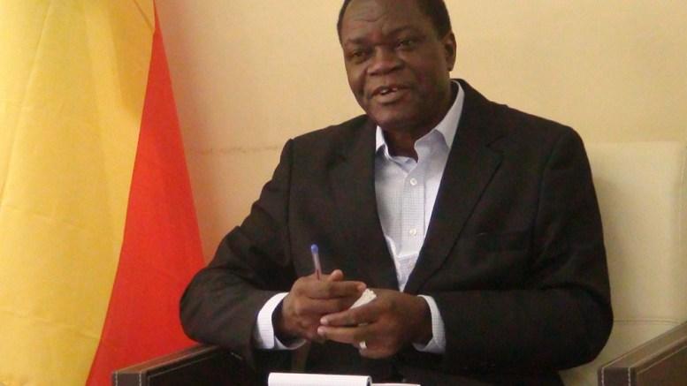 Ministre Barnabé Dassigli parle de Task Force