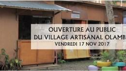 Village artisanal Olamba