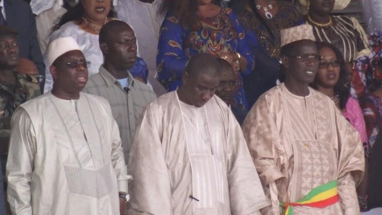 Ville de Meckhé au Sénégal