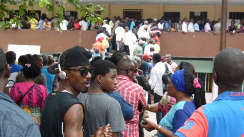 élections au Gabon