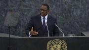 Macky Sall à l'ONU