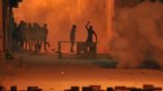émeutes en Tunisie