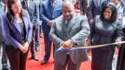 Ali Bongo Ondimba inaugure le guichet unique à l'investissement