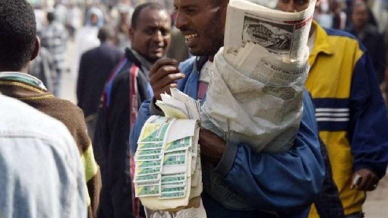 Befeqadu Hailu, le blogueur éthiopien