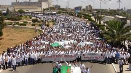Des médecins bastonnés en Algérie