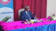 Guy Nzouba Ndama et les législatives