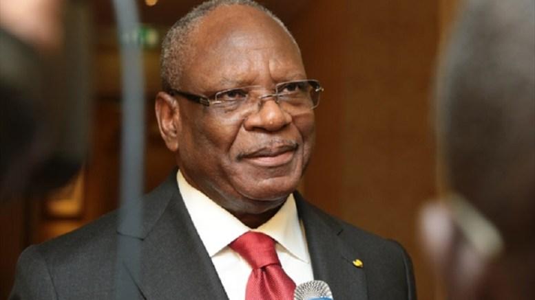 Ibrahim Boubacar Keïta parle du terrorisme