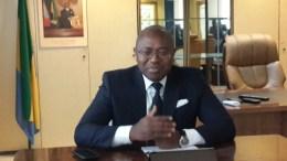 Jean-Fidèle Otandault parle de salaire des ministres