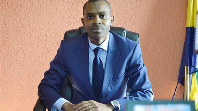 Steeve Ndong Essame Ndong, le procureur de la République