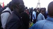 marche à Paris pour la libération de Khalifa Sall