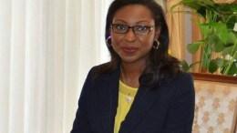 Carmen Ndaot, ministre du travail