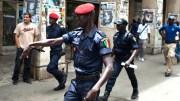 La police sénégalaise à la recherche des guinéens