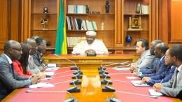 Le Gabon paye sa dette intérieure