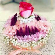 verttige art floral
