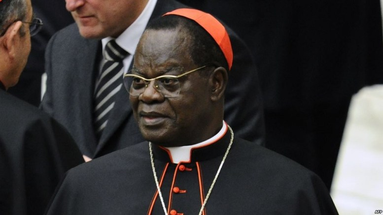 cardinal Laurent Monsengwo Pasinya