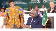 Le président Ali Bongo Ondimba a signé l'acte de naissance de la Zlec
