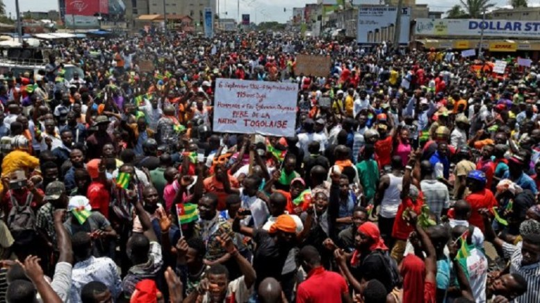 """Résultat de recherche d'images pour """"togo manifestations"""""""