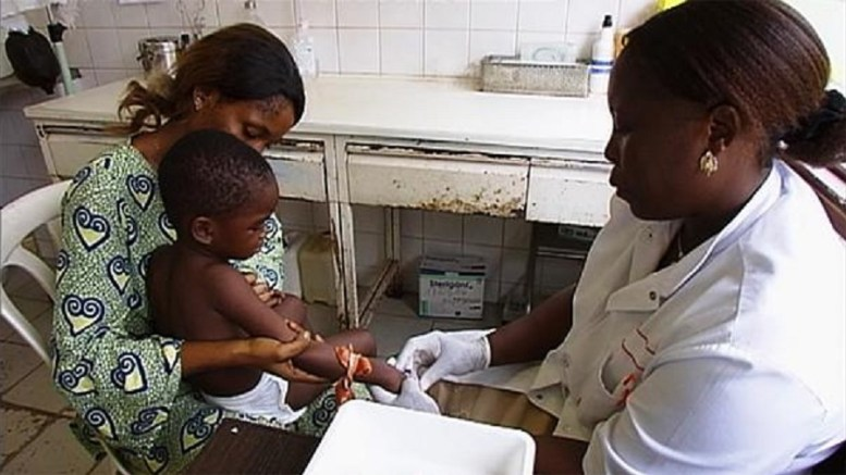 Mobilisation contre le paludisme