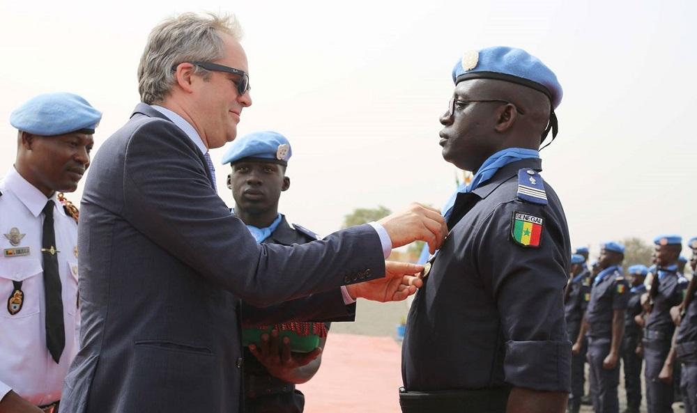 Attaque meurtrière contre un camp de la Minusma — Mali