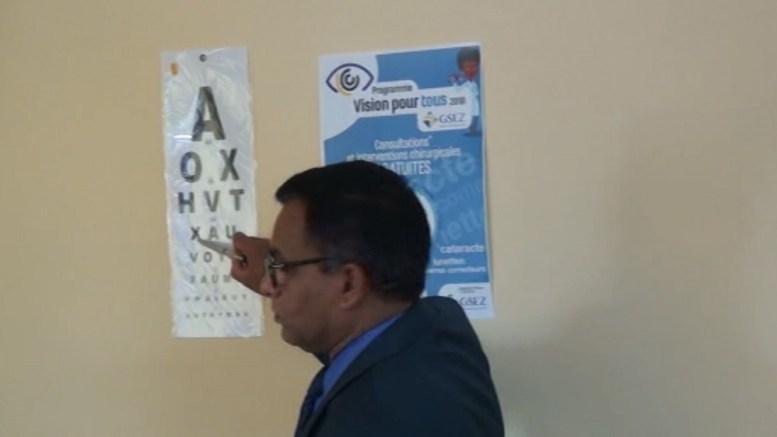 Vision pour tous dans les écoles
