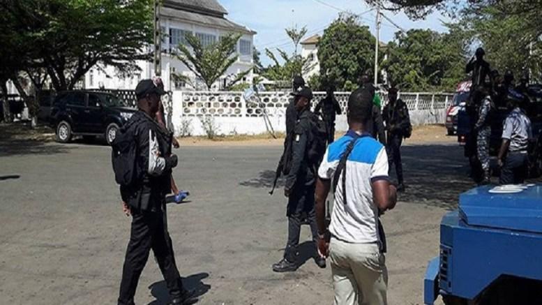 exécution de 14 suspects terroristes
