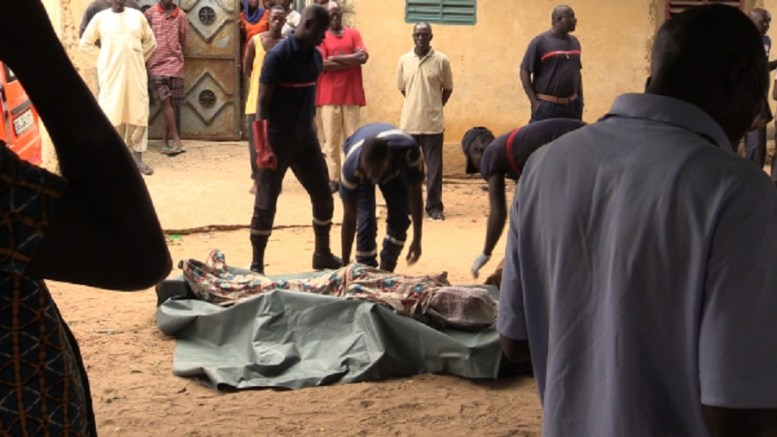 meurtre de Moustapha Guèye