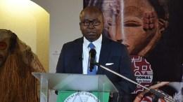 Alain-Claude Bilie By Nze annonce la fête des cultures au Gabon