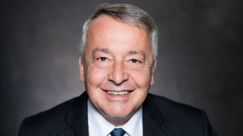 Antoine Frérot, le patron de Veolia