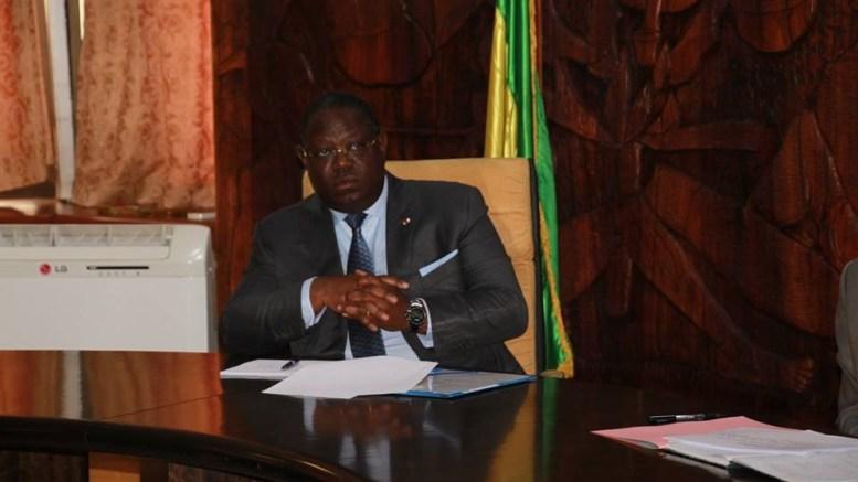 Emmanuel Issoze Ngondet veut dévoiler la liste