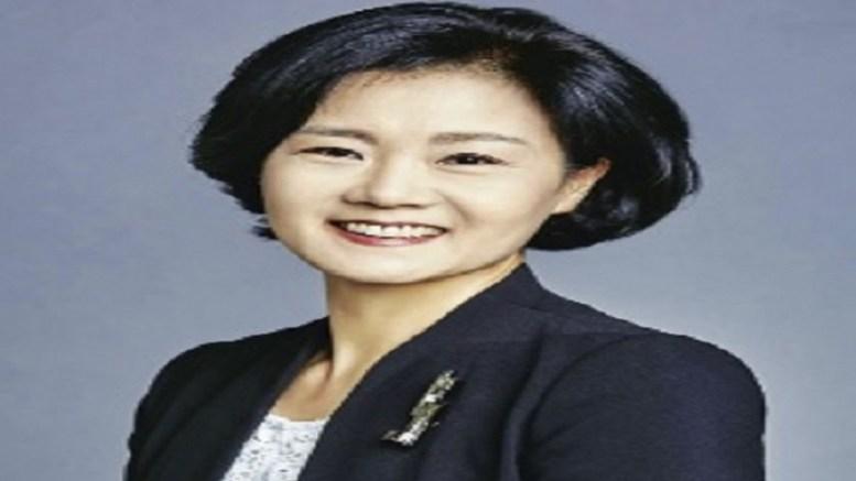 Hyo-Eun Kim Ambassadeur sortant de la Corée au Sénégal