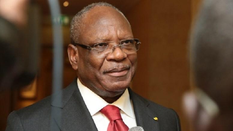 Ibrahim Boubacar Keïta, candidat à présidence