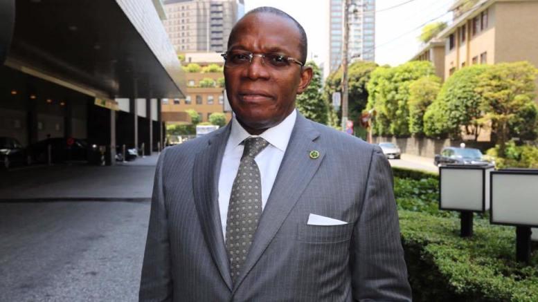 Ibrahima Kassory Fofana