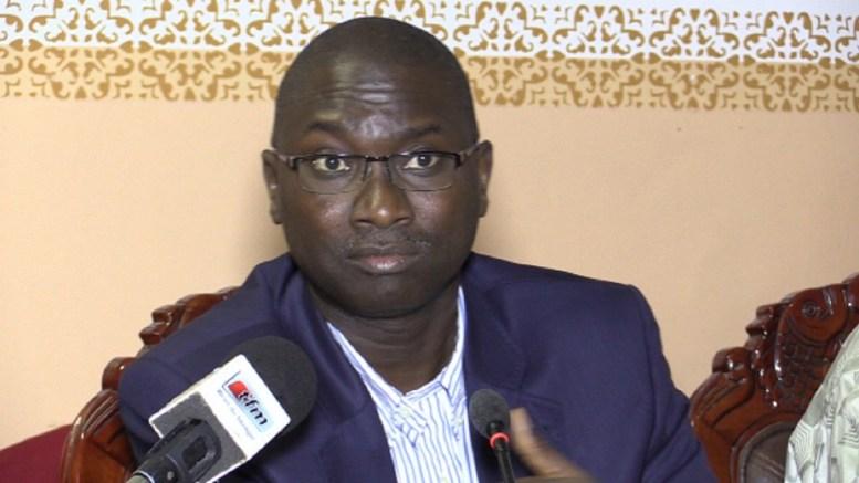 Ismaïla Madior Fall, ministre de la justice