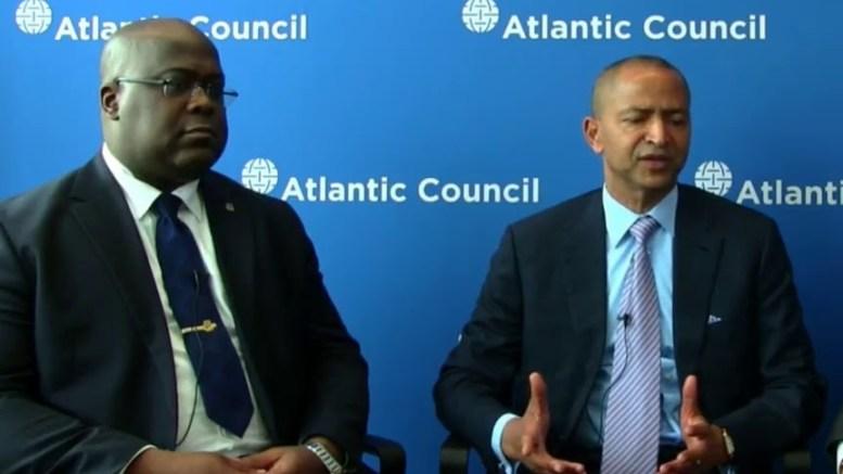 Katumbi et Tshisekedi aux Etats-Unis