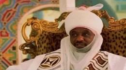 L'émir de Kano, Muhammad Sanussi II Lamido