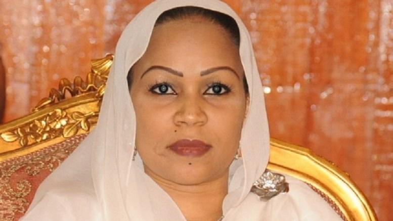 La Première dame du Tchad