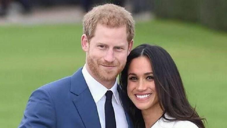 Le mariage du deuxième Prince du Royaume-Uni Prince Harry avec sa petite amie