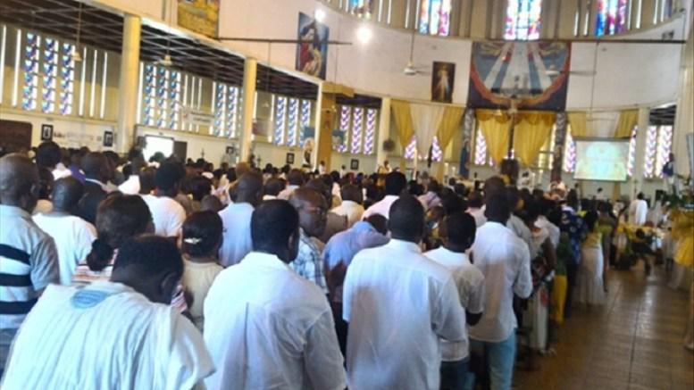 Les chrétiens fêtent la pentecôte
