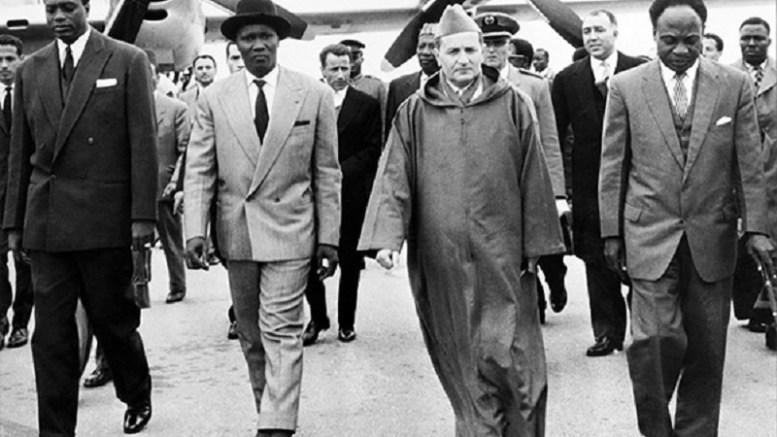 Les pères fondateurs de l'Afrique